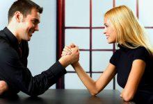 Борьба за лидерство в браке